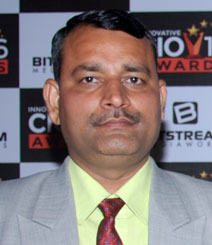 Anil Dixit, Group CIO, Adventz Corporate Office